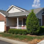 Nicely Updated Highland Creek Townhome For Rent